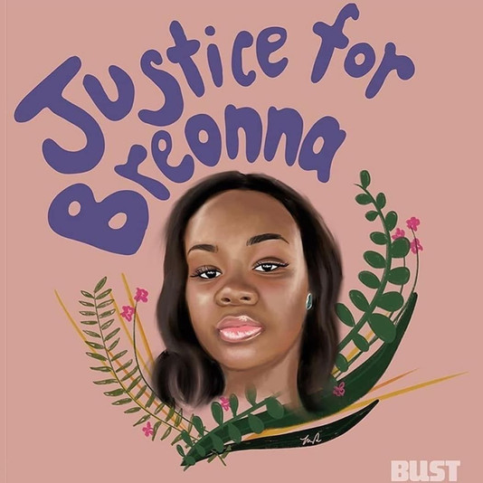 Justice pour Breonna Taylor.