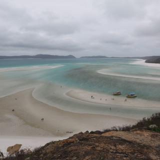 Whiteheaven beach