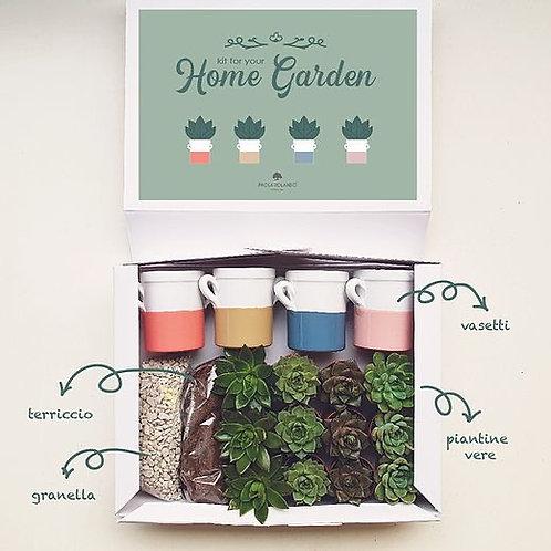 PAOLA ROLANDO CREAZIONI   Kit Home Garden