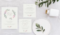 invito nozze ulivo partecipazione