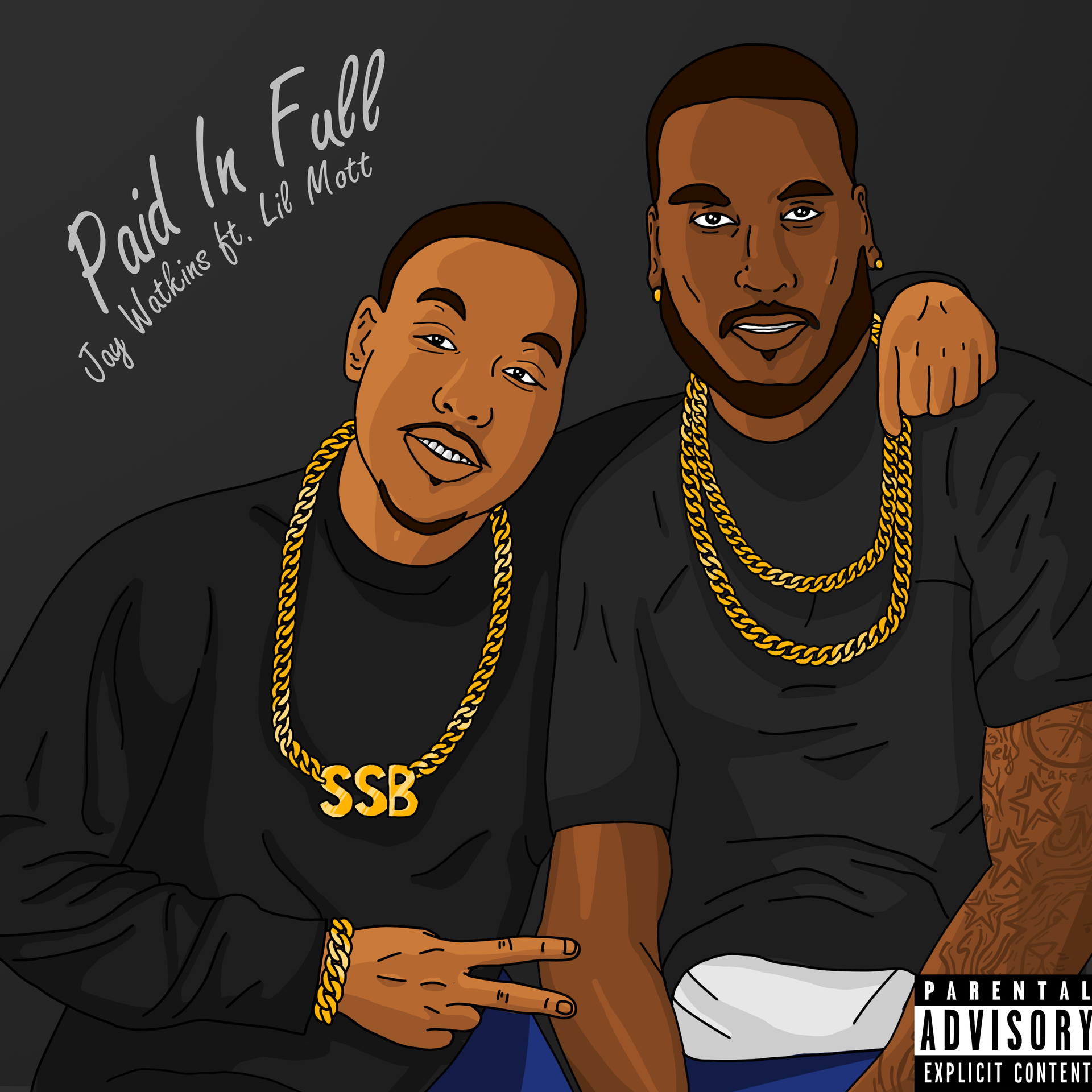 Paid in Full - Jay Watkins
