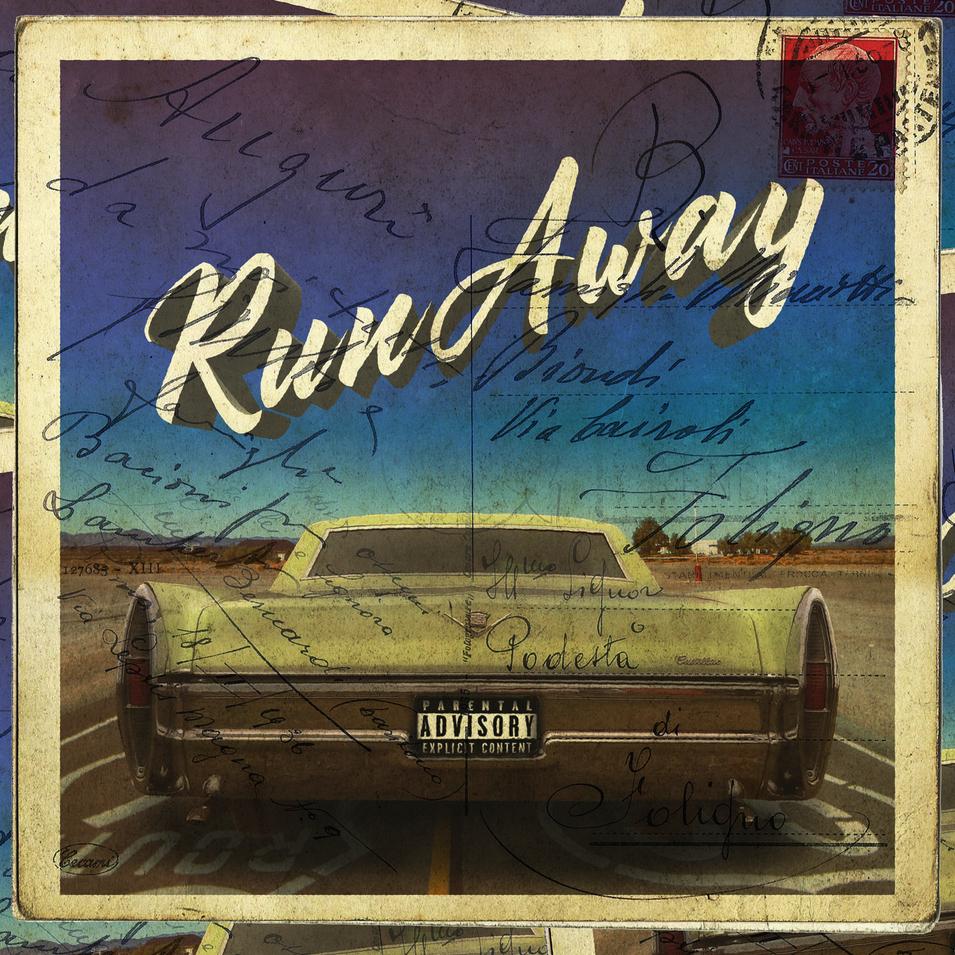 Run Away - Jrell302