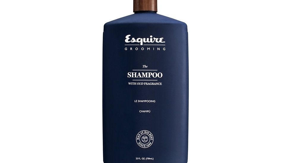 ESQUIRE GROOMINg, THE SHAMPOO 25 oz.