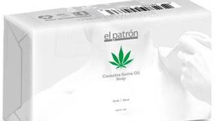 EL PATRON CANNABIS SATIVA OIL SOAP