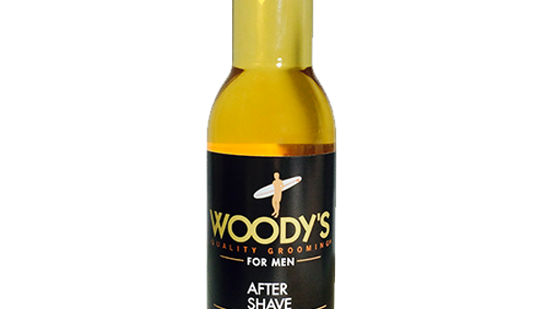 WOODY'S AFTER SHAVE