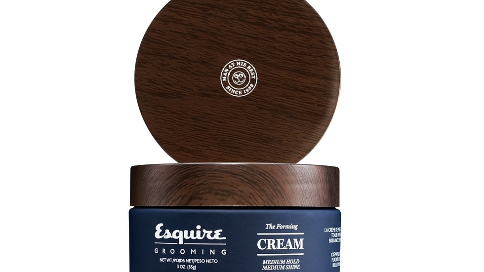ESQUIRE GROOMING, THE FORMING CREAM