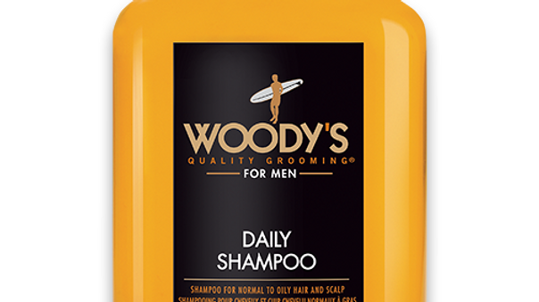 WOODY'S DAILY SHAMPOO