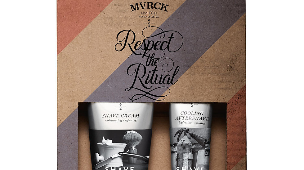 MVRCK Respect the Ritual Holiday Gift Set