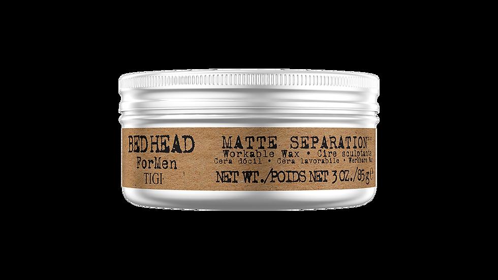 BEDHEAD MATTE SEPARATION
