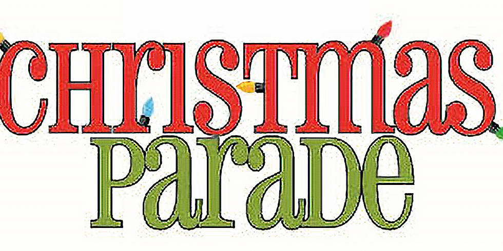 Paxton's Annual Christmas Parade