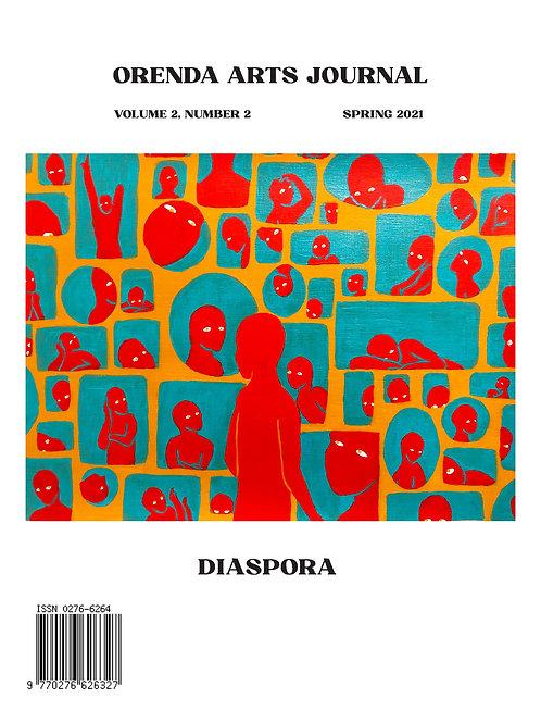 Orenda Arts Journal + Shipping