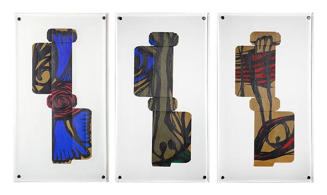 4-Bita Masoumi_Democracy Series_Acrylic