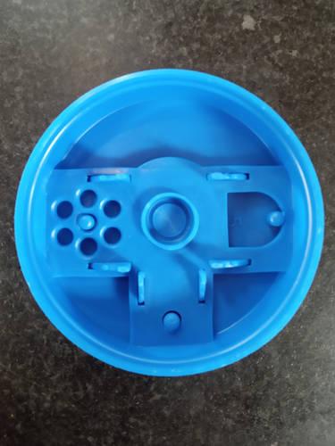 Πλαστικά πωματα για χρηση αλατιέρας