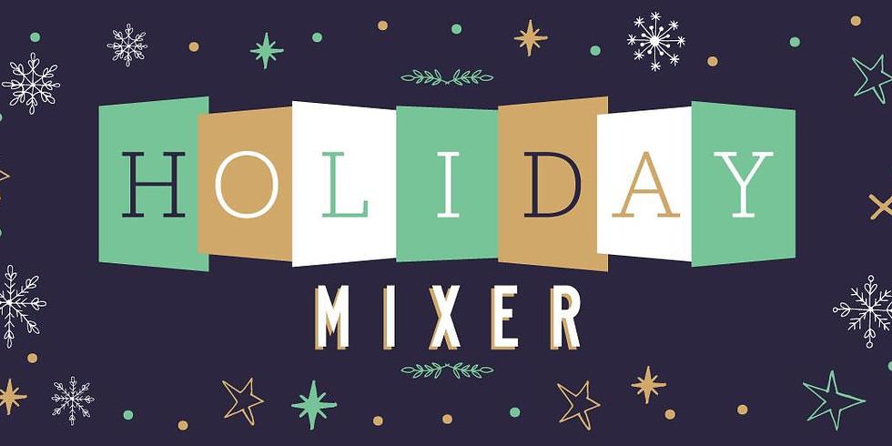 2019 AEP & APA Holiday Mixer
