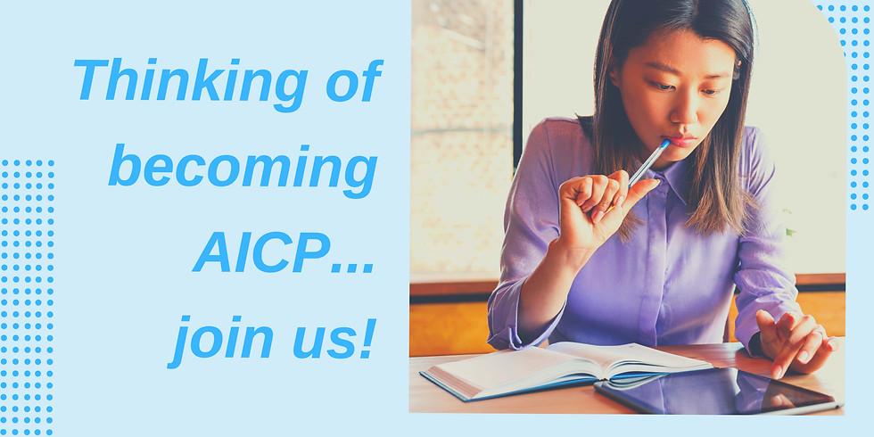 AICP Application Prep Session