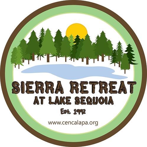 2019 Sierra Retreat - Adult Price (13 Years+)