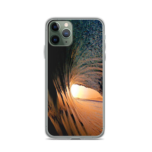 Golden Sunrise - iPhone Case