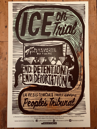 ICE on Trial Poster
