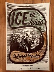 ICE en Juicio Poster