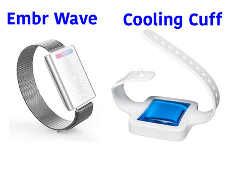 Embr Wave vs. Cooling Cuff