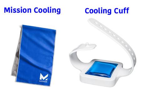 Mission Cooling Towel vs. Cooling Cuff