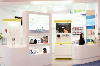 Custom Booth Designs