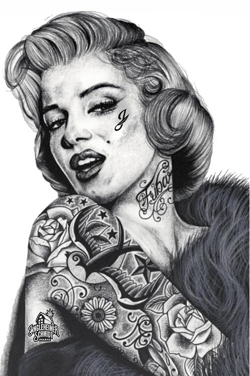 Monroe Inked Jingles Collection