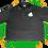 Thumbnail: Nike JHS Logo Embroidered Dri-Fit Golf Polo