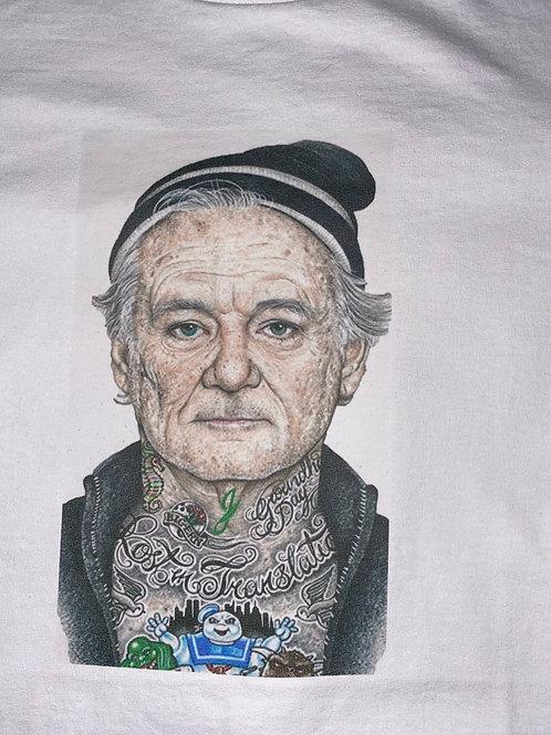Bill Inked Jingles T Shirt
