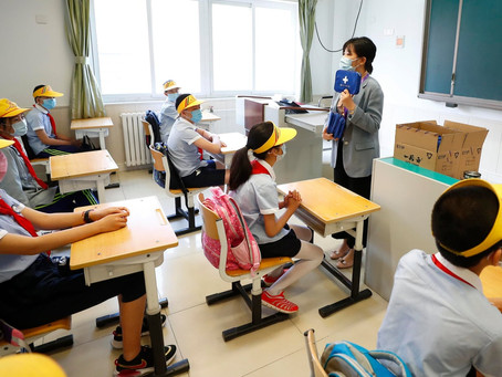 How COVID-19 has impacted education in China