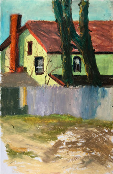 Yellow House (private collection)