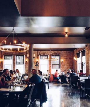 Edmonton Restaurant Photography