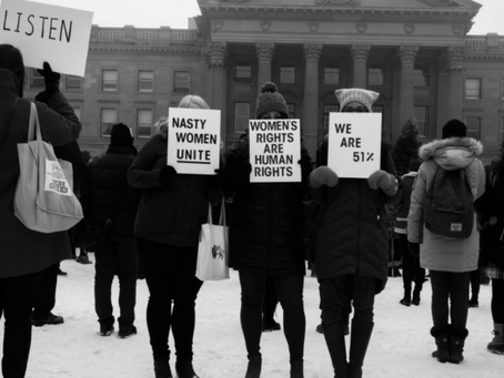 Women's March on Washington: Why I March