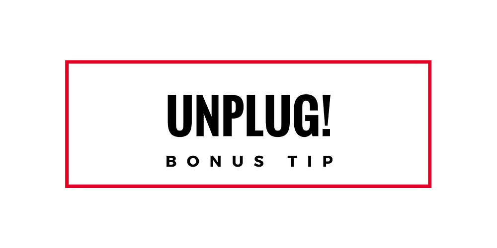 OK I lied. Here's a #12daysofsocial bonus tip: It's the holidays. Unplug *if you want and can*, and experience zero guilt! Merry Christmas from myself and all the social whizzes who provided tips this holiday season!