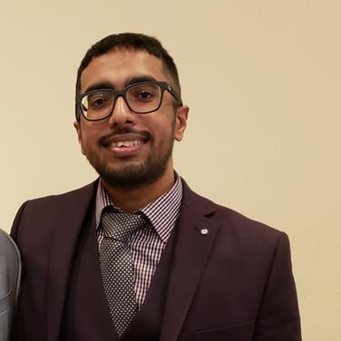 Eemaan Khan, Director of Social Committee