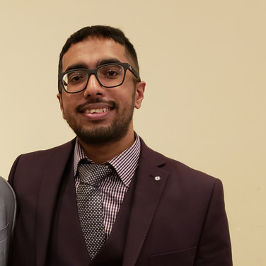 Eemaan Khan, Director of Social Committee