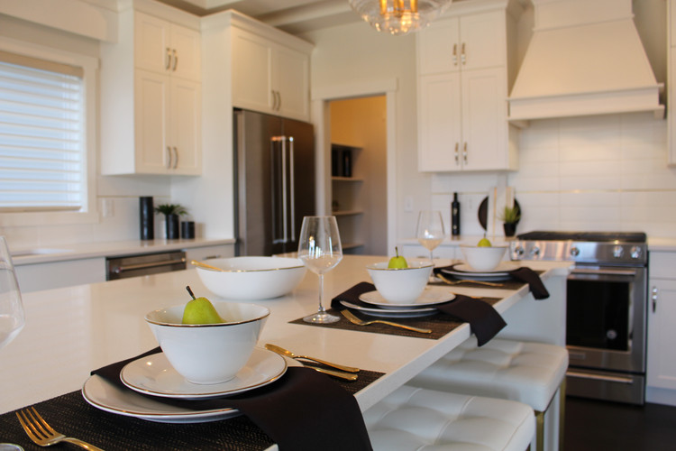 Edmonton Showhome Photography