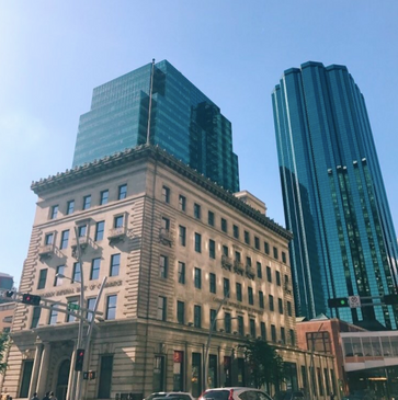 Downtown Edmonton Photography