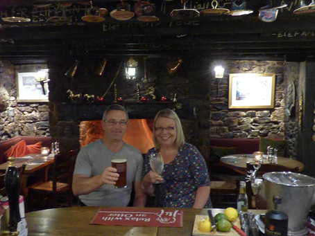 The Dartmoor Real Ale Trail - on the trail of a good pint!