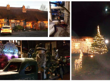 Moor the Merrier - In search of the spirit of Christmas at the Bearslake Inn