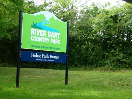 Family adventures at River Dart Country Park