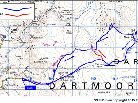 Walk: North Moor Wilderness