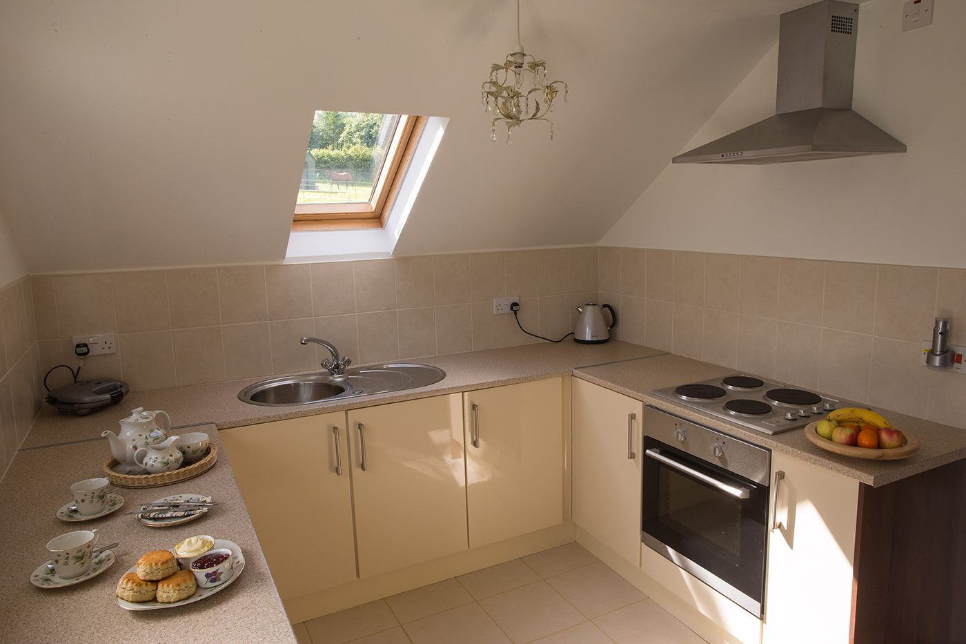 Acorn Lodge - Kitchen