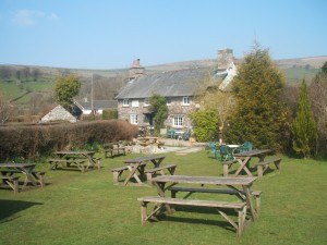 Moor the Merrier - The Rugglestone Inn possibly the top country pub in the UK