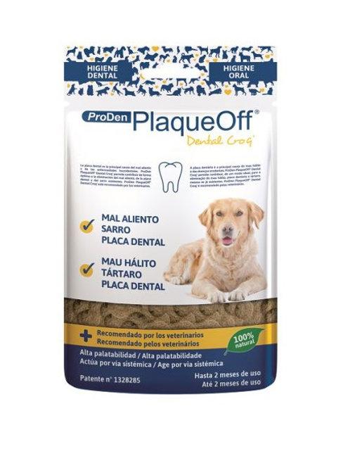 PlaqueOff Dental Croq - Cães de raças médias e grandes