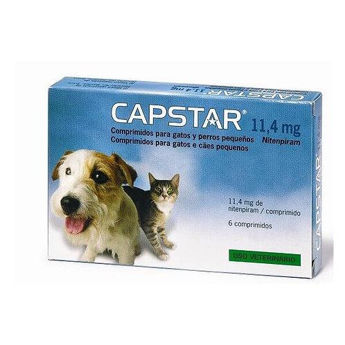 Capstar - comprimidos para cães pequenos e gatos