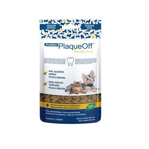 PlaqueOff Dental Croq - Gatos e cães de raça pequena