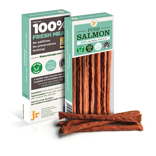 Pure Sticks 100% Salmão - 50g