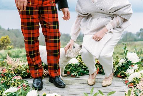 sustainable wedding flowers