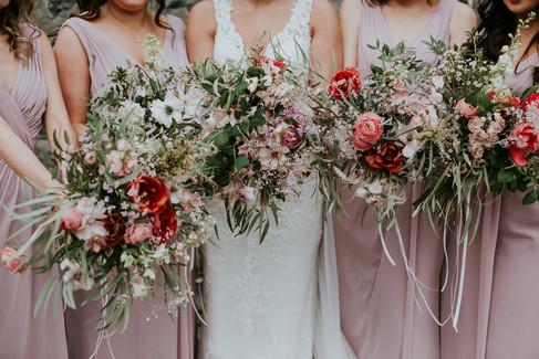 wedding flowers glasgow